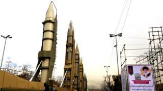 آمریکا و اتحادیه اروپا بارها از فعالیتهای موشکی ایران، به خصوص در عرصه موشکهای قاره پیما ابراز نگرانی کرده و خواهان توقف این فعالیت ها شده اند