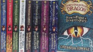 How to Train Your Dragons books