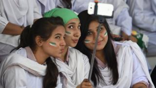 پاکستانی خواتین