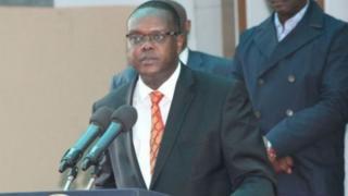 Balozi wa Kenya nchini Austria Hassan Wario ni miongoni mwa maafisa 7 wanaochunguzwa