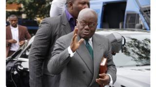 ghana, nana akufo addo, parlement