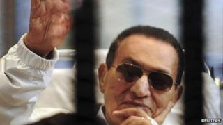 Aliyekuwa rais wa Misri Hosni Mubaraka ameachiliwa huru baada ya kuhudumia kifungo cha miaka kadhaa