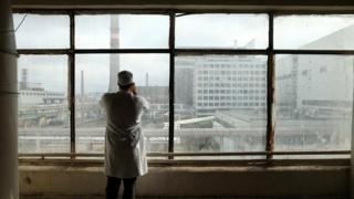 Кибератака повредила и систему мониторинга на Чернобыльской АЭС