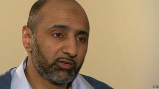 Babar Ahmad in prison