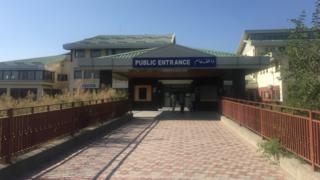 Keşmir'de bir adliye