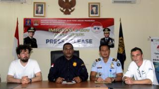 imigrasi, papua