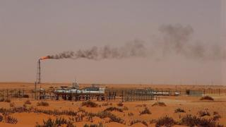Saudi Aramco oil field