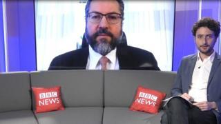 Ricardo Senra entrevista Ernesto Araújo