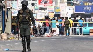 Sri Lanka attacks 2019