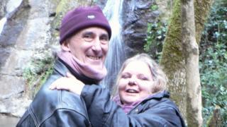 Steve and Su Dymond