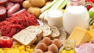 As melhores dietas oferecem uma boa variedade de alimentos
