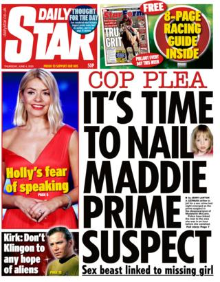 Daily Star 4 June