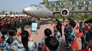 Trung Quốc, trí thông minh nhân tạo, vũ khí