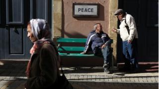 和平協議は2国家の連邦制を目指している