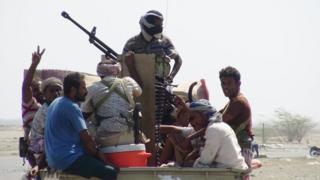 'Yan tawayen Huthi a Yemen