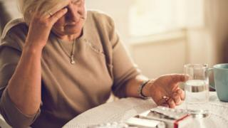 'Multiple medicines' side-effect risk for over-65s