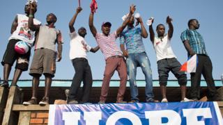 ghana, election présidentielle