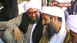 Бин Ладен и Завахири