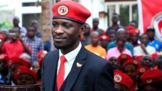 Bobi Wine yiteguriye guhiganwa na Yoweri Museveni mu matora yo mu mwaka uza