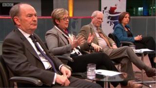 panel members