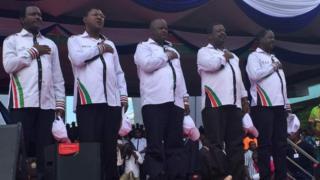 Viongozi watano wa muungano wa upinzani Kenya (NASA)