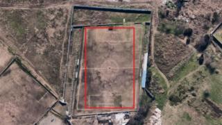 Foto aérea de Google Maps.