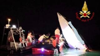 Three killed in Monte Carlo-Venice boat speed record attempt