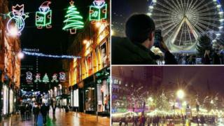 Christmas in city centres