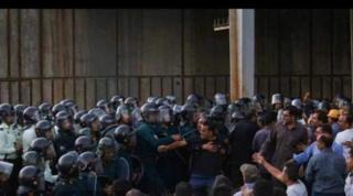 کارگران معترض هپکو