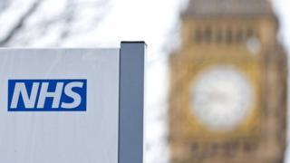 NHS and big Ben