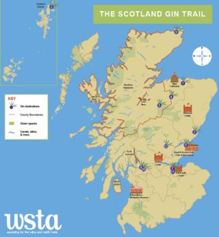 Gin trail