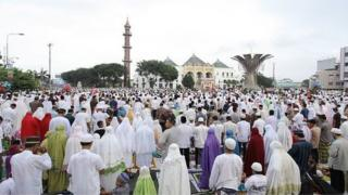 masjid, salat, subuh, palembang, pns