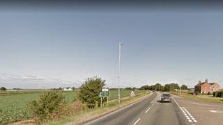 A17 near Fosdyke