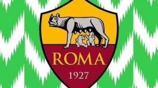 AS Roma Pidgin symbol