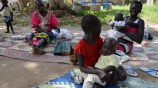 Près de la moitié de la population du pays nécessite une assistance alimentaire.