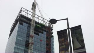 Manchester housing development