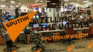Sputnik news agency