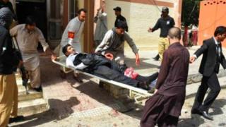 attentat à Quetta