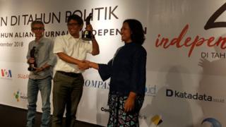 affan Azul Udin Award