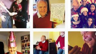 Mariel Kirton's Alzheimer's Instagram posts