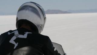 Motorbike enthusiast Paul Hodgson