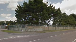 RM base, Poole