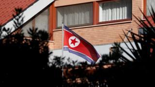 سفارت کره شمالی رم