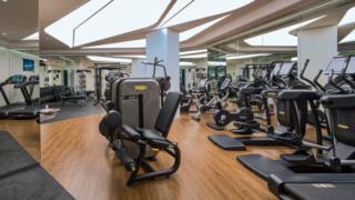 gym empty