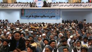 #شما؛ لویه جرگه مشورتی صلح در افغانستان