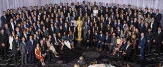 Foto-foto nominasi Oscar