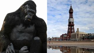 King Kong and Blackpool