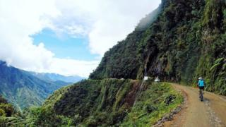 Foto da estrada