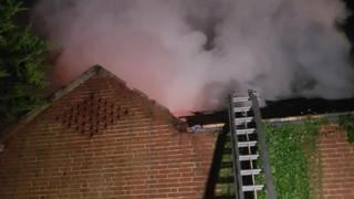 Hill Lane fire