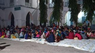 బాపట్ల అగ్రికల్చర్ కాలేజీలో విద్యార్థుల నిరసన